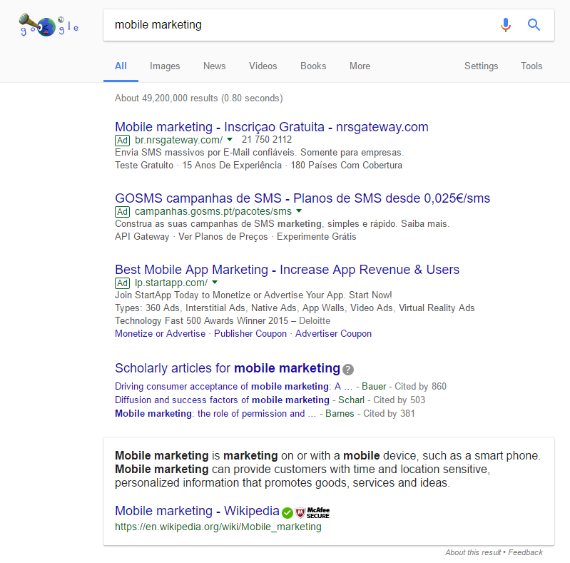native paid search