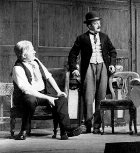 Percy Monkman (R) as Jim Heeler in Hobson's Choice (1956)
