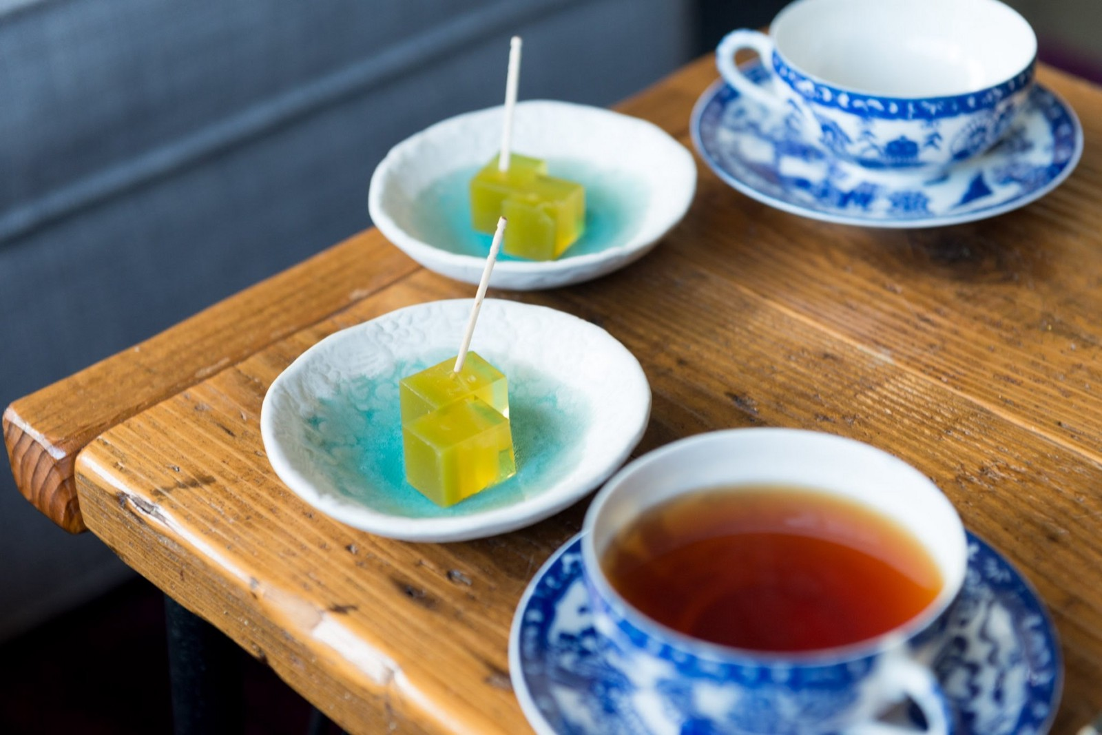 Jelly and Tea
