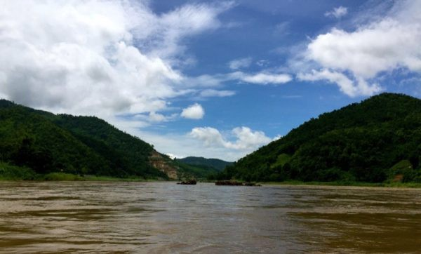 Laos Riverboat Photo by TravelDave.co.uk