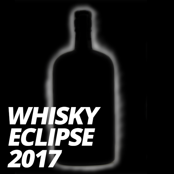 The Whisky Eclipse of 2017. Image ©2017, Mark Gillespie/CaskStrength Media.