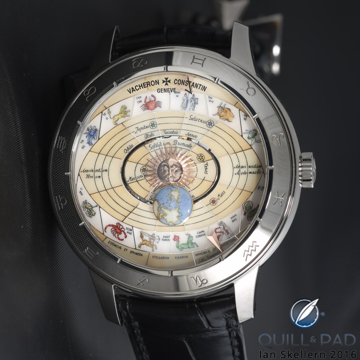 One of three Vacheron Constantin Copernicus versions introduced at SIHH 2017