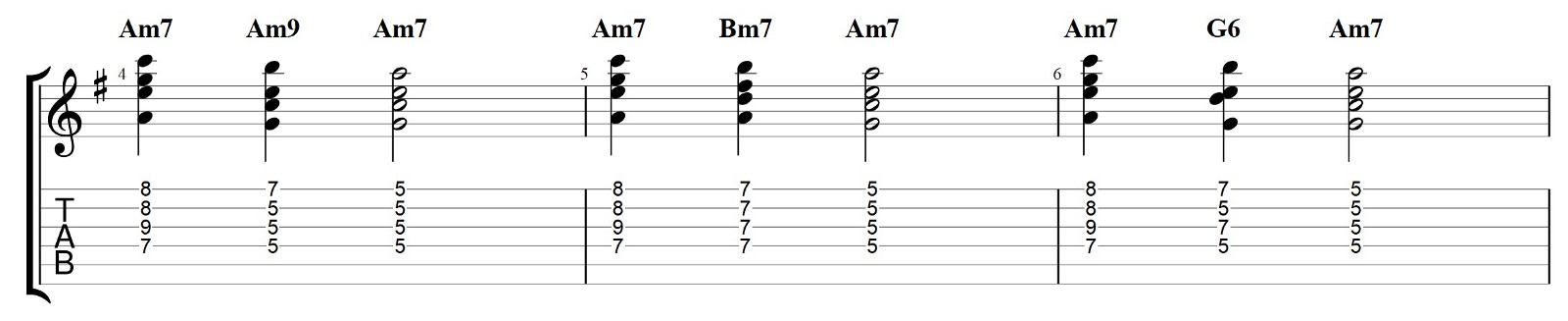 Passing Chords — The 3 types You Need for comping and chord solos
