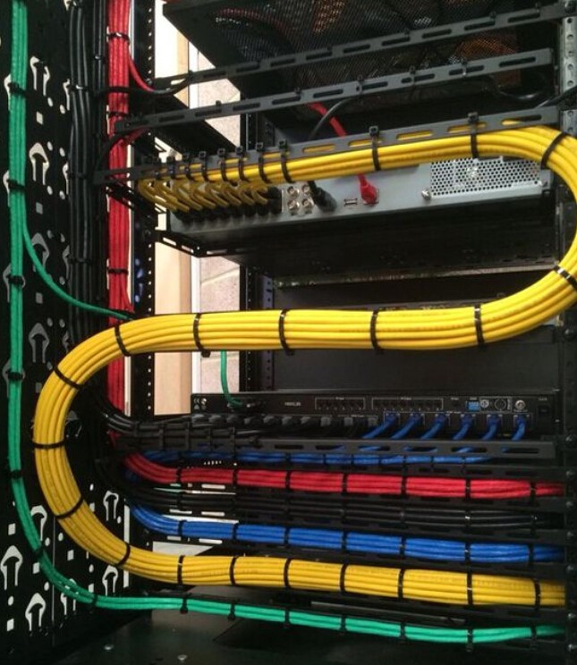 Advice On Server Rack Cable Management Aria Zhu Medium