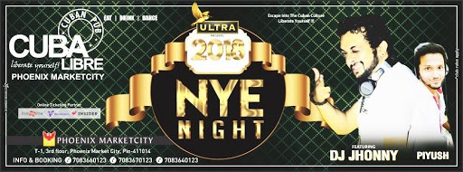 New Year Eve 2018 in Pune