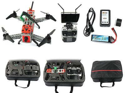 Z-Standby Mini 260 Racer FPV Racing Drone
