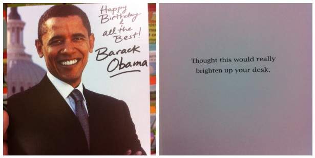 Duane Reades Progressively More Scary Obama Birthday Cards – Obama Birthday Card