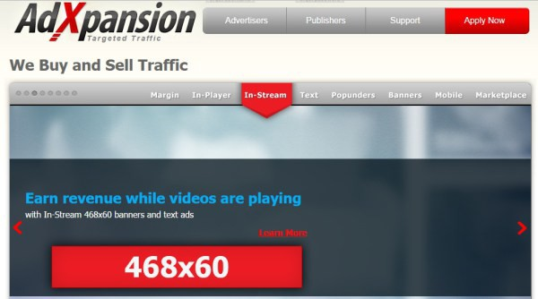 adxpansion review cpm ad network