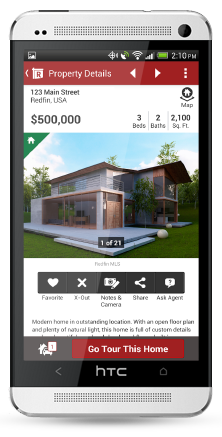 Redfin Updates Android App With Home Tour Requests And Sold Home Search
