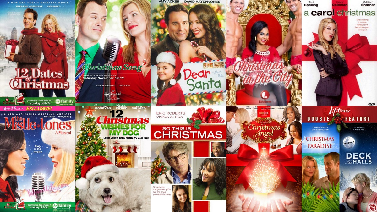 The Most Wonderful Time Of The Year Christmas Movie Season