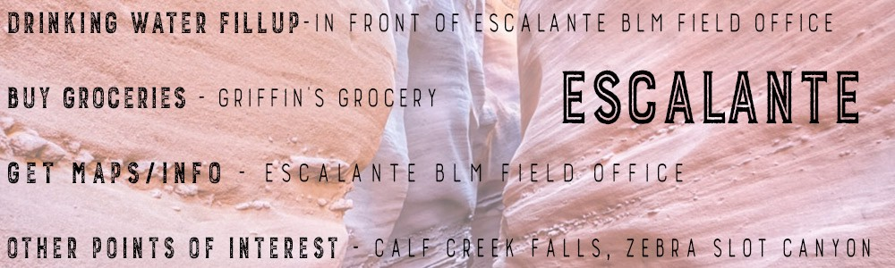 Gear up for the Epic Southern Utah Road Trip in Escalante