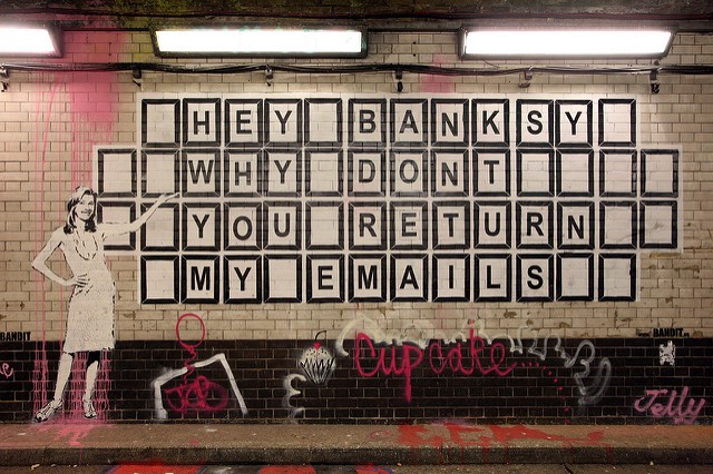 What Is Email Archiving Banksy