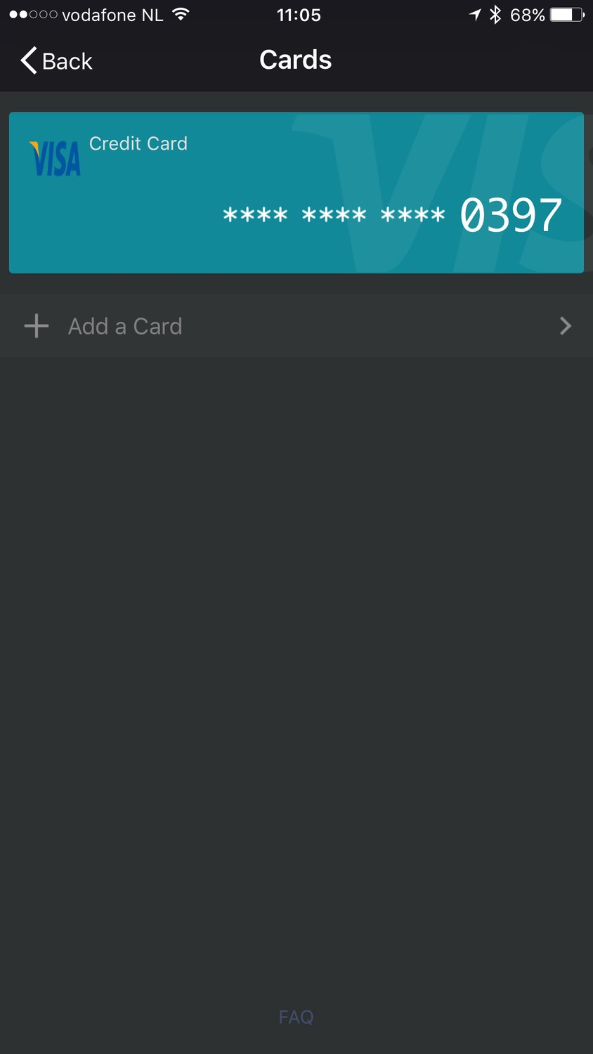 how to setup a wechat wallet without a chinese bank account