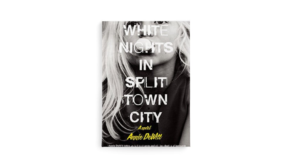 White nights in split town city cover 1