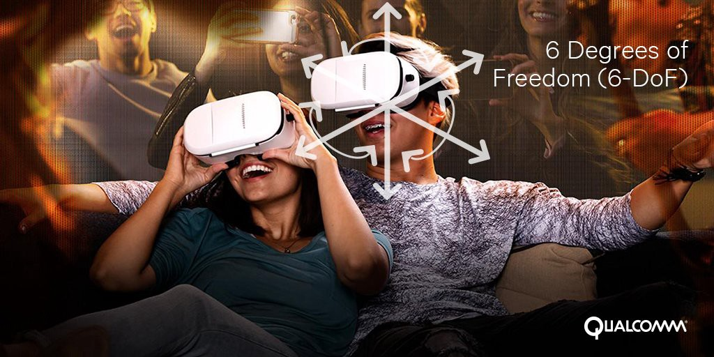 What's next for advancing inside-out motion tracking for immersive mobile #VR?
