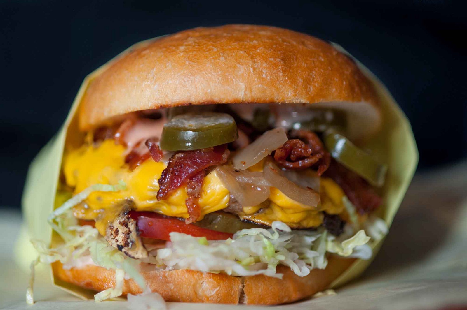 The Most Freakishly Delicious Cheeseburgers in San