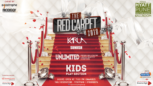 The Red Carpet 2018 in Pune