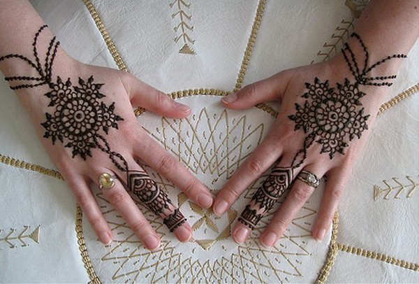 Moroccan Mehndi Patterns : Best mehndi designs and styles for the bride to be