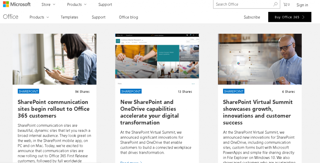 10 Blogs You Must Follow To Start To Learn SharePoint