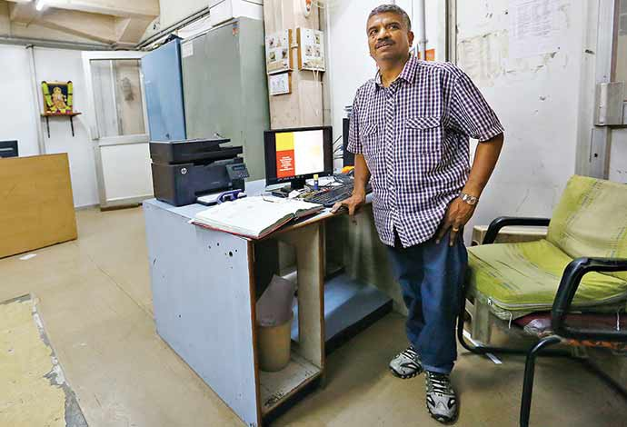 """""""In regular day-to-day work, I have never had any bad experience"""" - Manoj Bagli"""