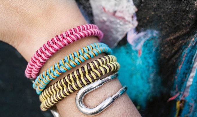 3 Or Try This Variation On The Fishtail Pattern For A Diffe Effect