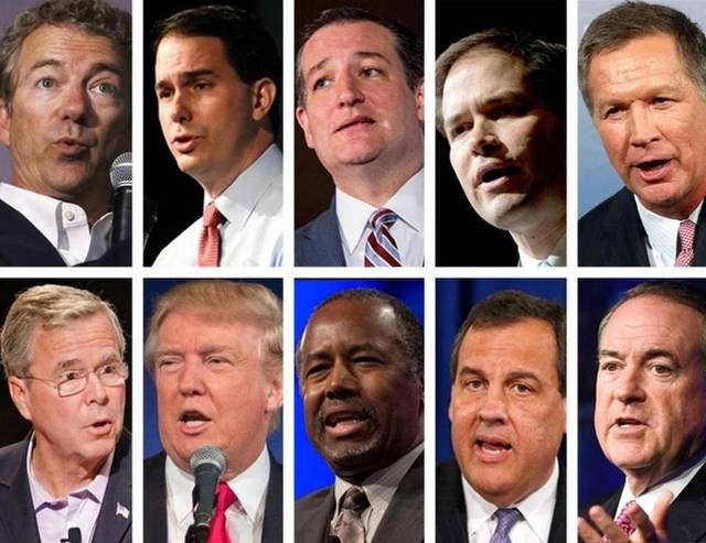 Image result for republican nominees