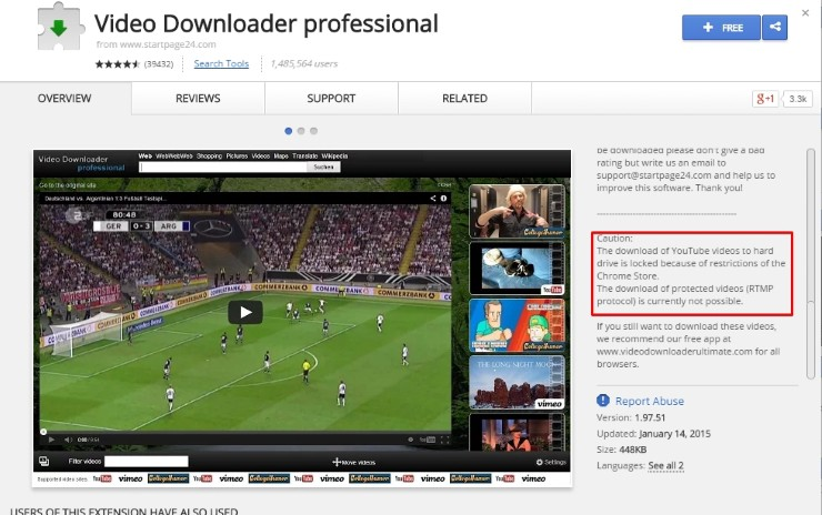 How to download youtube videos pc magazine medium its the same with other extensions like vget but you can use them on other sites with video of course just not youtube want to get around it ccuart Gallery