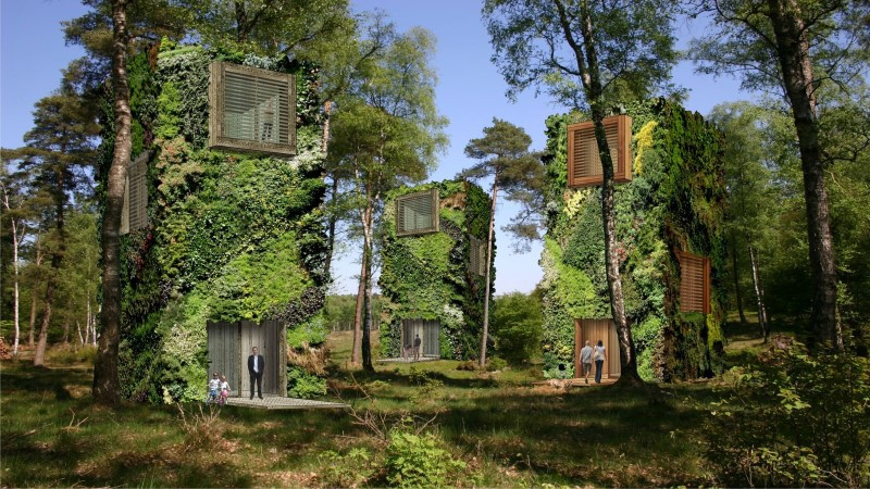 A passionate and innovative answer to the current and urgent call for sustainable urbanization worldwide. A definite win-win concept for people as well as ... & Sustainable Houses Designed as Trees by OAS1S \u2013 HomeWorldDesign \u2013 Medium