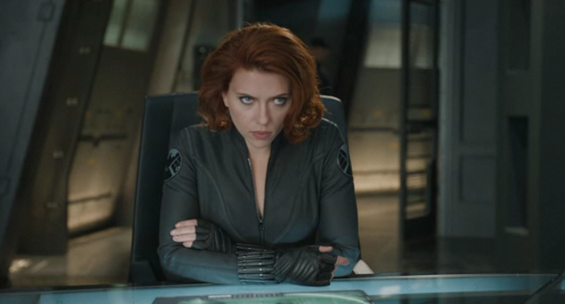 Great Character Natasha Romanoff  Black Widow The Avengers-4712