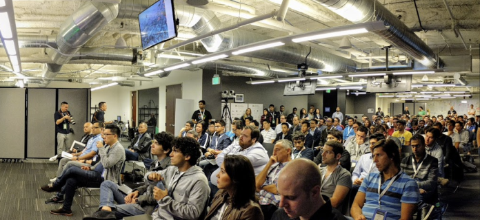 31 startups and over 100 mentors