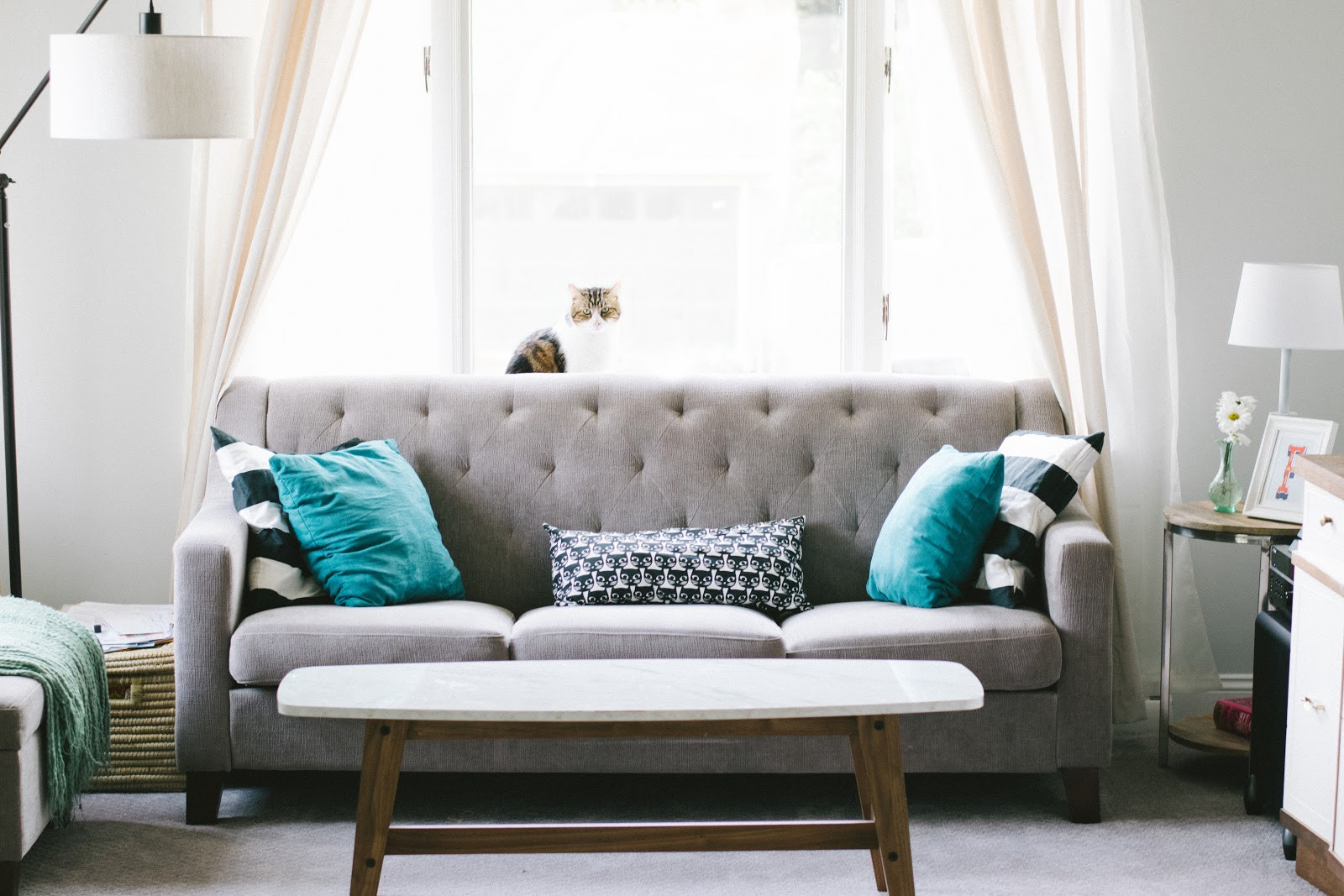 You Will Need To Keep In Mind The Size Of Your Space When Purchasing  Furniture. You Need The Essentials, But Less Furniture Also Creates A  Roomier Feel.