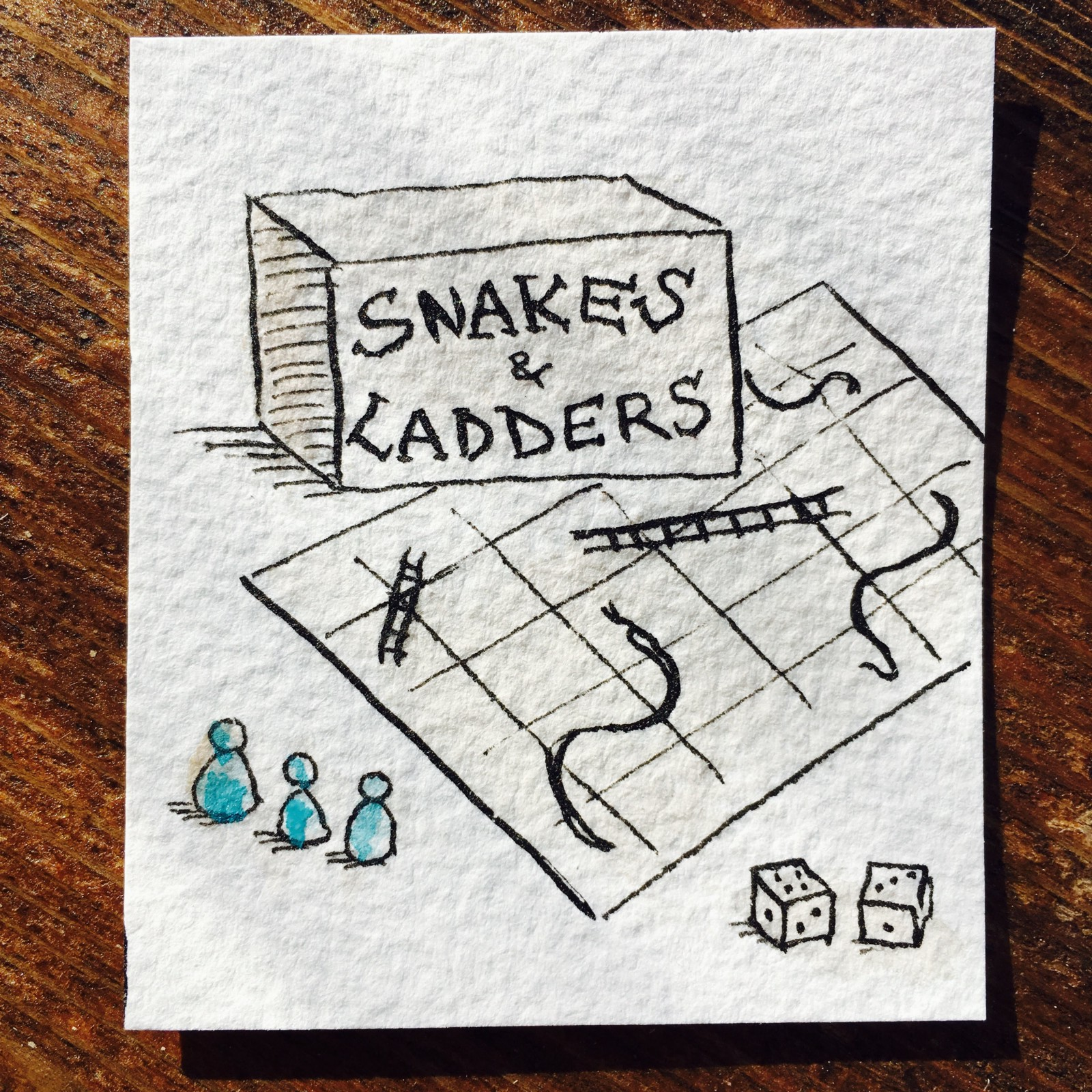 Snakes And Ladders The Game Of Psychological Evolution
