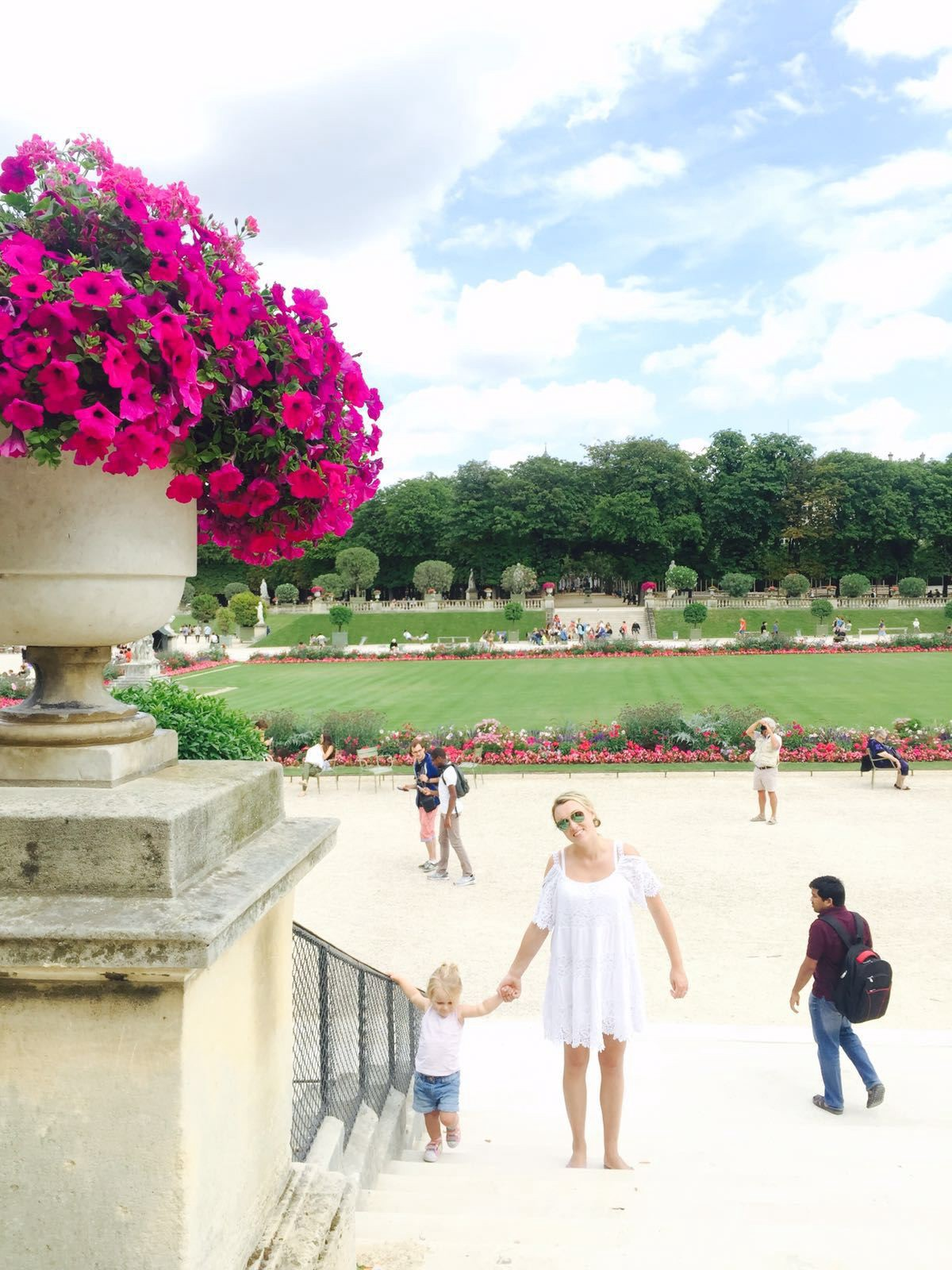 Paris with a toddler – Pearlshare