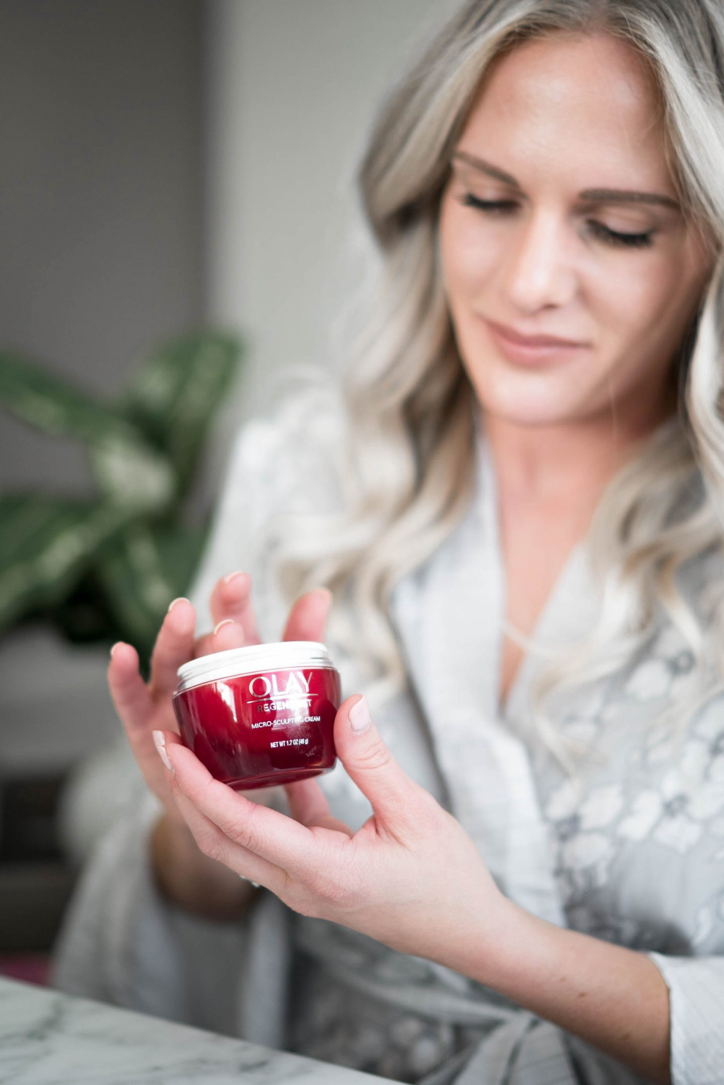 Olay 28 Day Challenge featured by popular Orange County beauty blogger, Dress Me Blonde