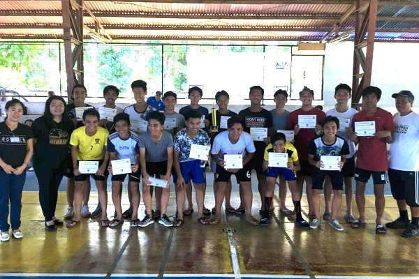 Rotary Club of Bacolod South Football Challenge 2017