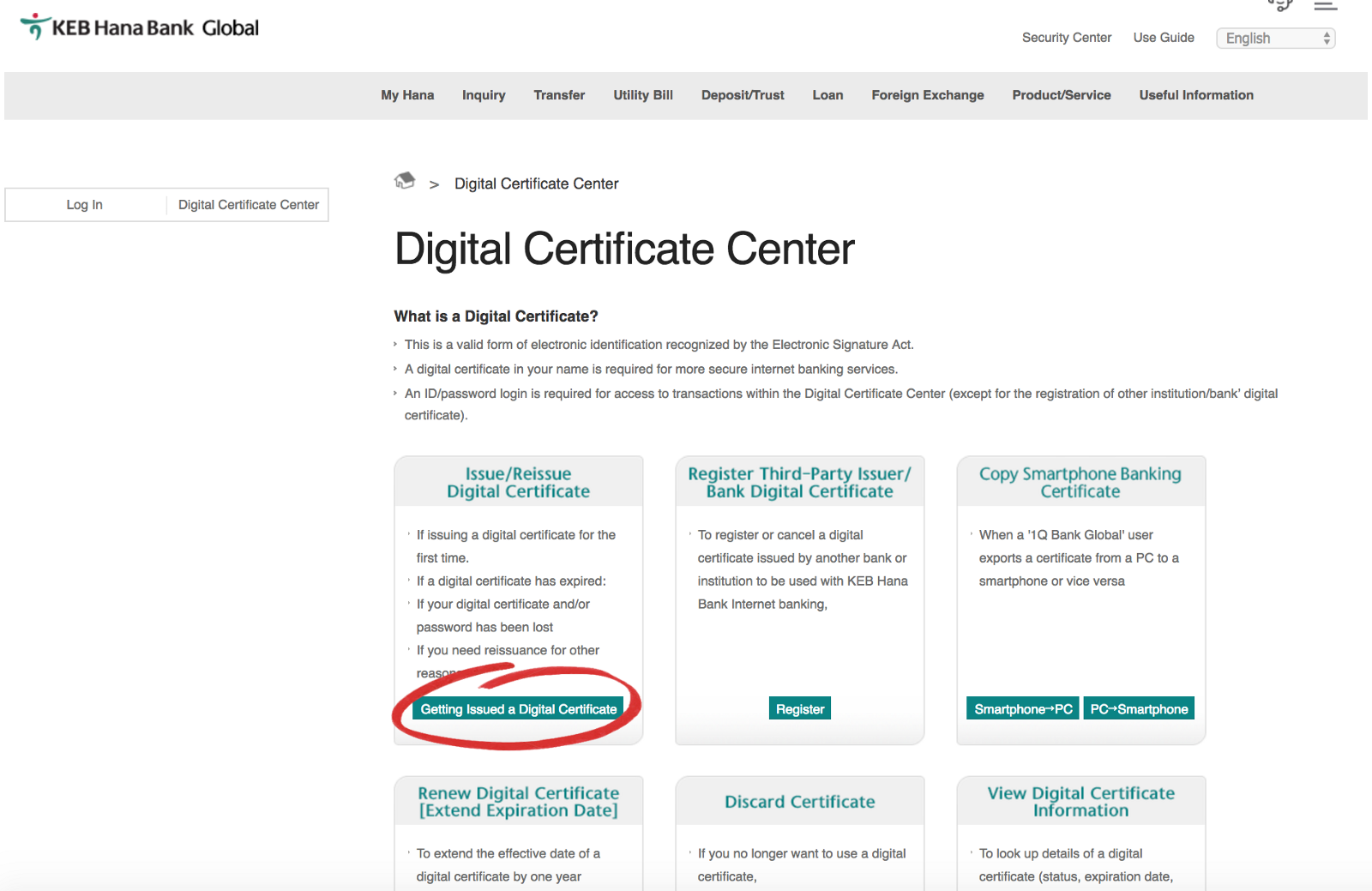How To Get An Official Id Certificate For Online Use In Korea