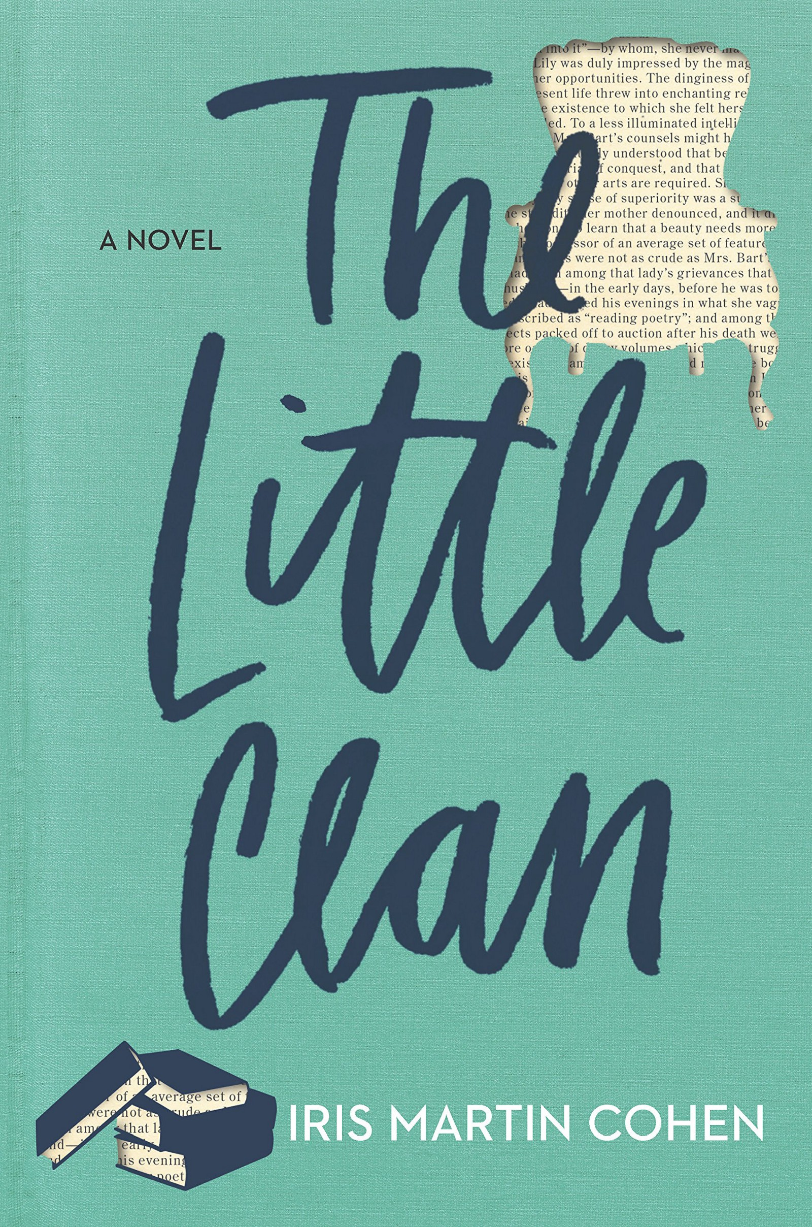 Book cover image for The Little Clan, a novel