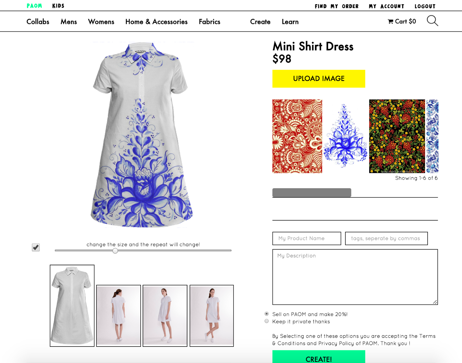 9d60f0824 Fashion Customization   On-Demand Production — PART 1  Overview of ...