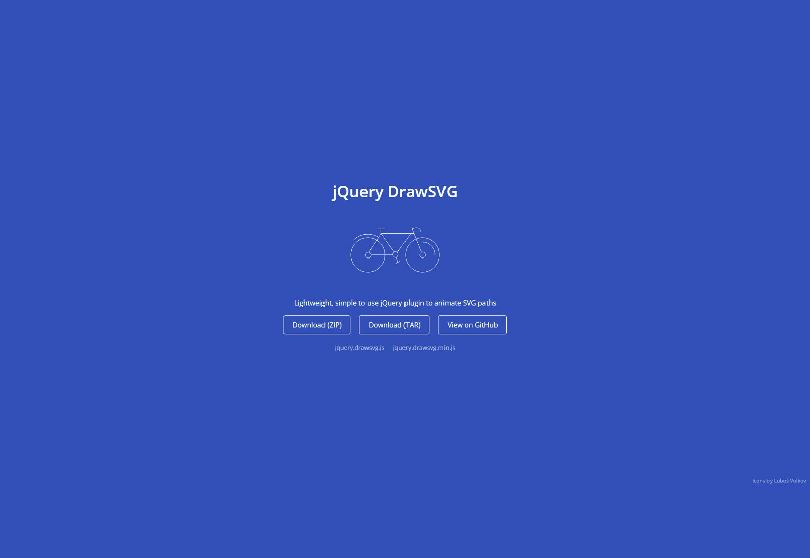 Jquery plugins to work with data presentation and grid layout - A Lightweight And Simple To Use Jquery Plugin That Allows You To Animate Svg Paths You Can Control Duration Stagger Easing Reverse Animation