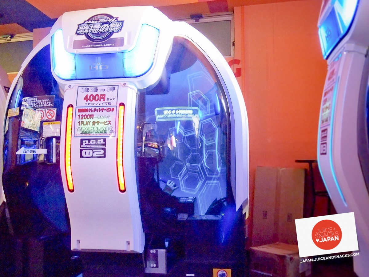 f37868fb40 Fully-encapsulated immersive video arcade cabinet