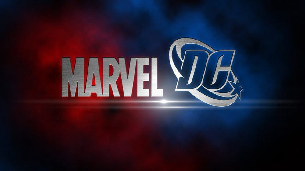 No ringue da TV, quem leva: DC ou Marvel?