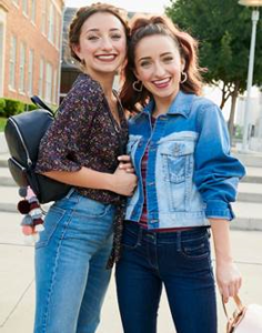 f63709b36415 J.C. Penney teams up with local YouTube stars Brooklyn and Bailey McKnight