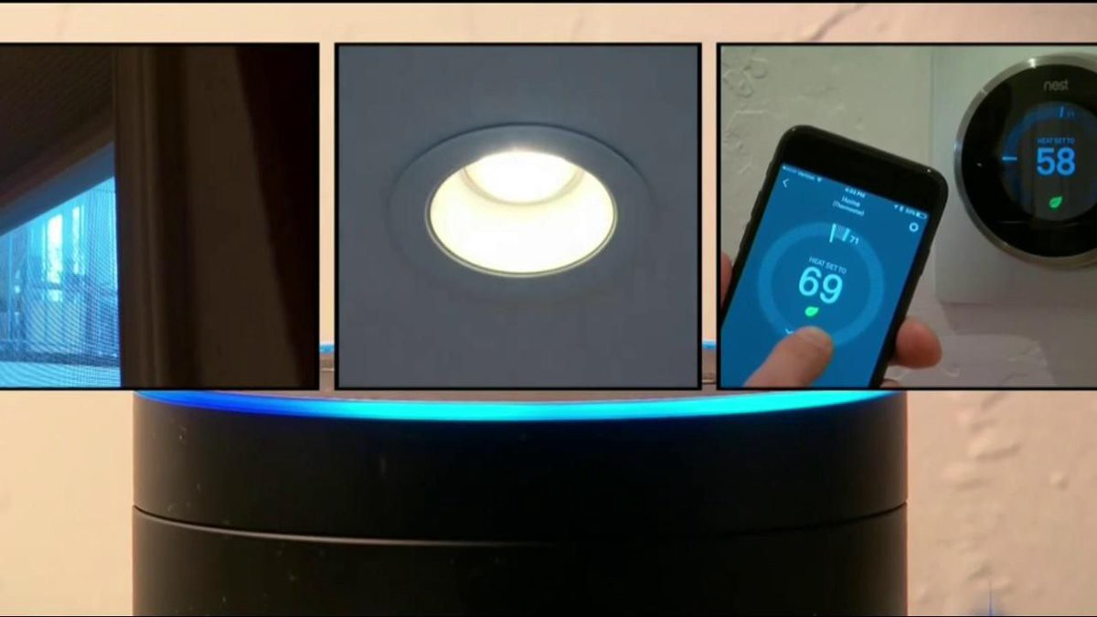 Warning to those living in #WiFi connected smart homes -->  #IoT #Tech