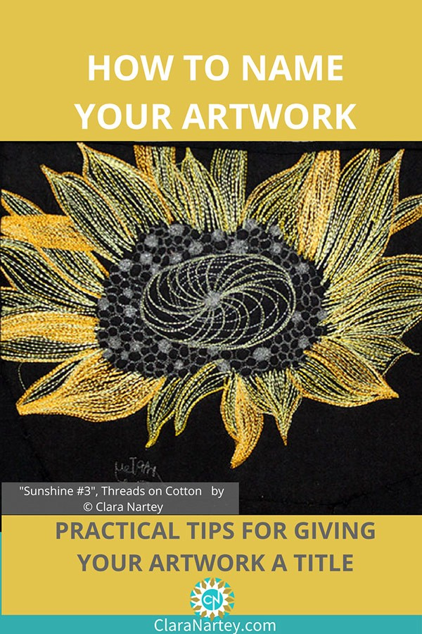 How to Name Your Artwork | Title Artwork |