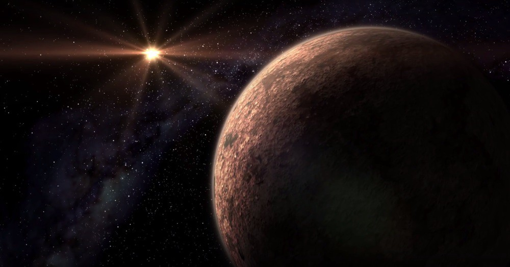 'Super-Earth' Planet Found In The Habitable Zone Of A Nearby Star