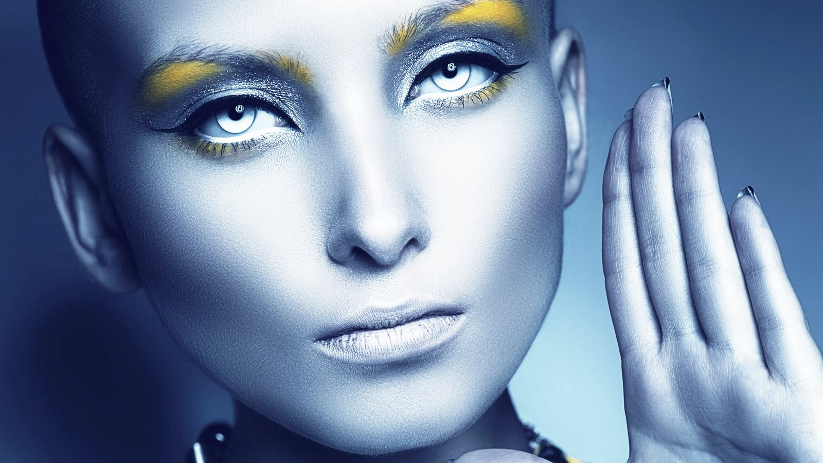 Image result for beauty robot