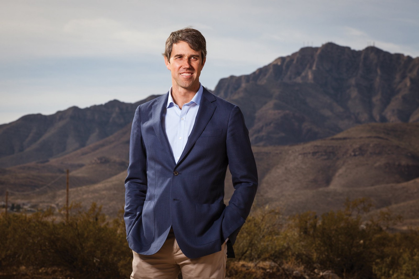 338974b3 In the wake of his narrow loss in the Texas senate race against Ted Cruz,  Beto O'Rourke has set the political world abuzz about what he will do next.