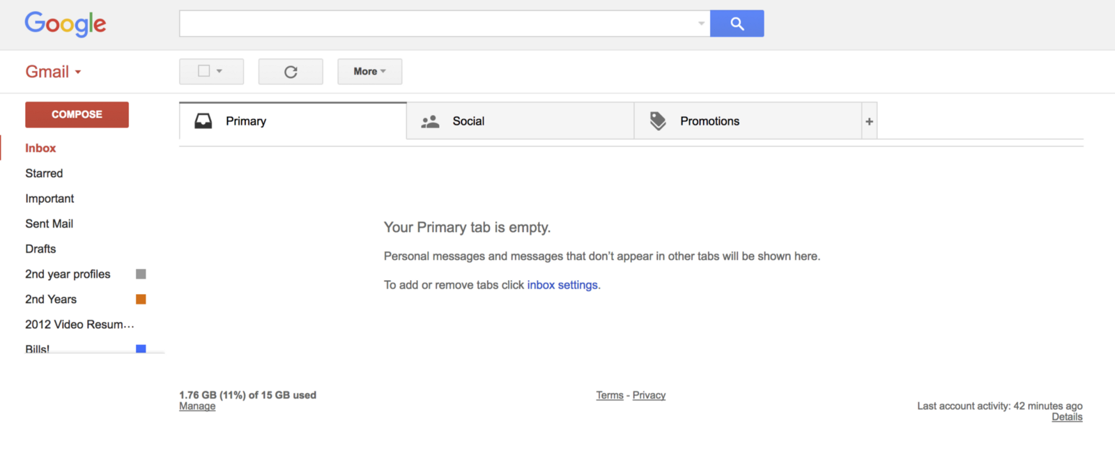 how to easily safely delete all emails from your gmail inbox