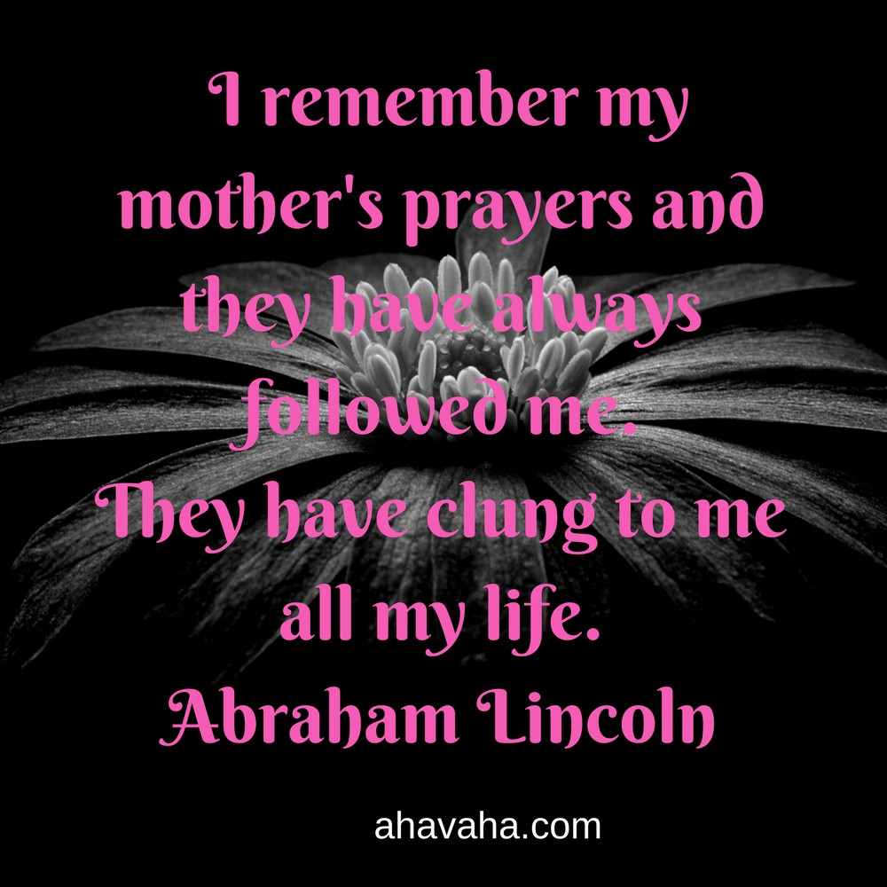 Lessons from my mother famous quotes 11