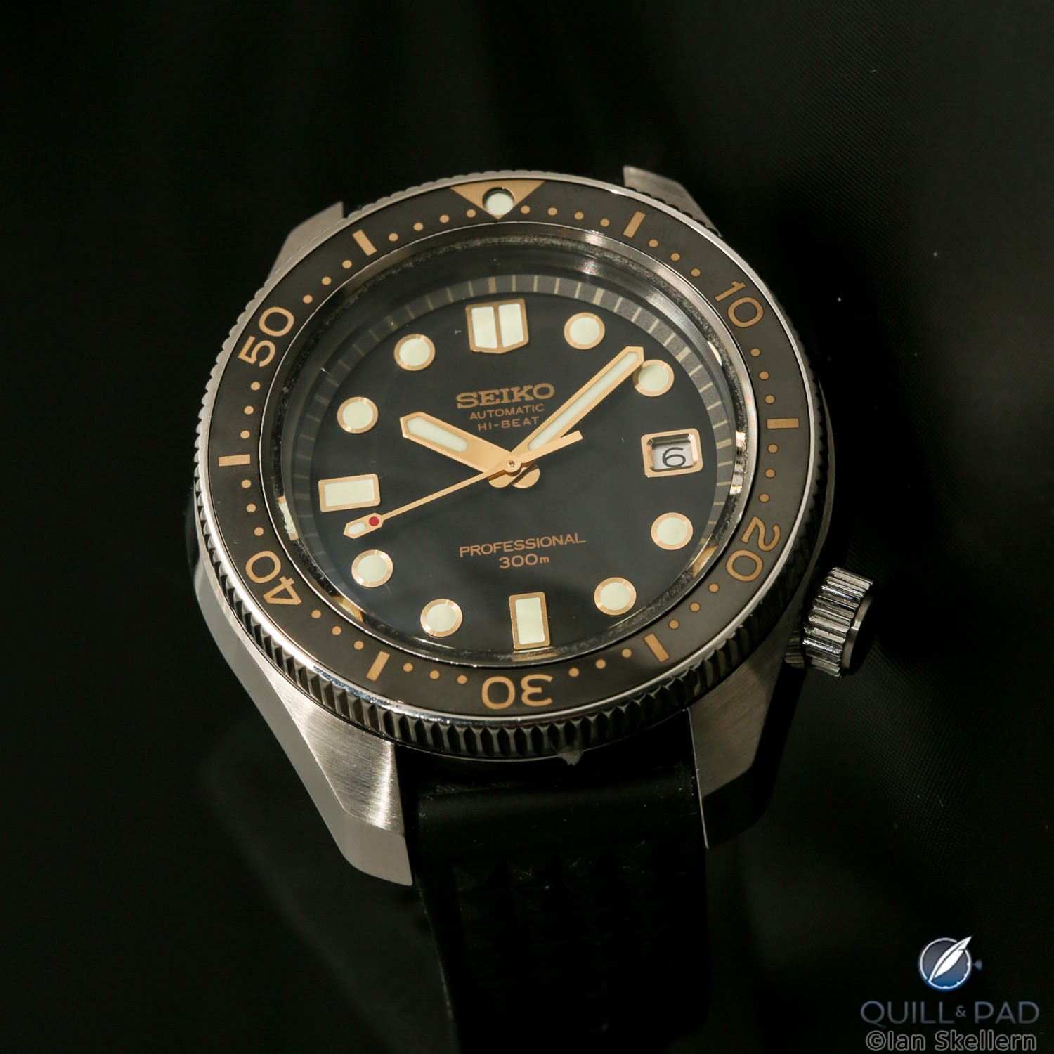 Seiko 1968 Automatic Diver's Re-creation Limited Edition